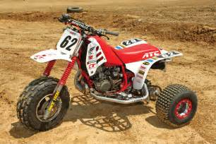 Honda 250 R Dirt Wheels Magazine Project Atv Honda Atc250r