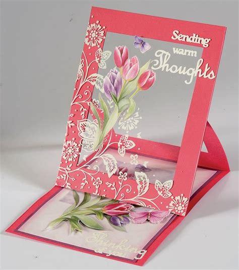 Handmade Greeting Card Designs - beautiful handmade greeting cards designs 3d step by step