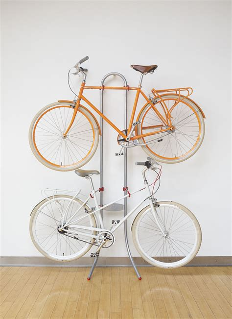 Gravity Bike Storage Rack by 19 Home Bike Hangers Bike Racks To Make Your Bicycle A