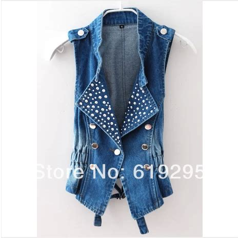 Sale Denim Supernova by High Denim Vests Supernova Sale Summer Denim