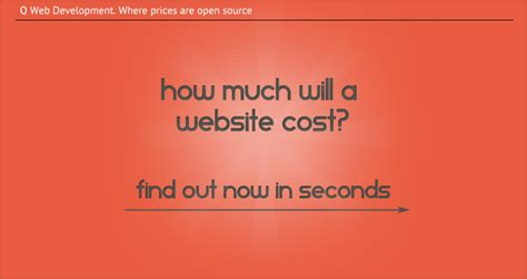 web design free quote online web design and seo quote calculator free quote for