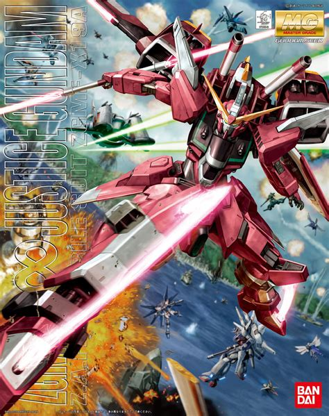 Mg Justice Gundam By Akiraz Shop mg 1 100 zgmf x19a infinite justice gundam bandai