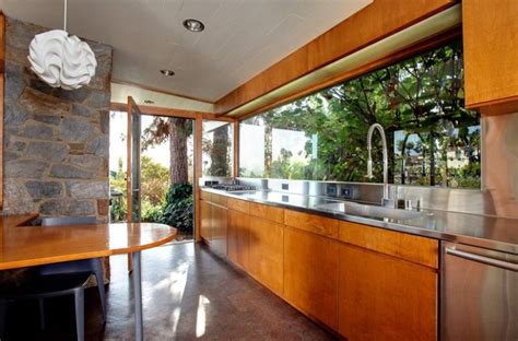 mid century modern kitchens 21 charming mid century modern kitchen design ideas diy