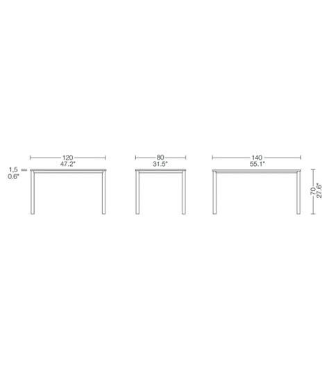 tavolo le corbusier cassina lc10 p tavolo cassina milia shop