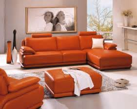 Orange Sofa Living Room Orange Living Room Sofa 2017 2018 Best Cars Reviews