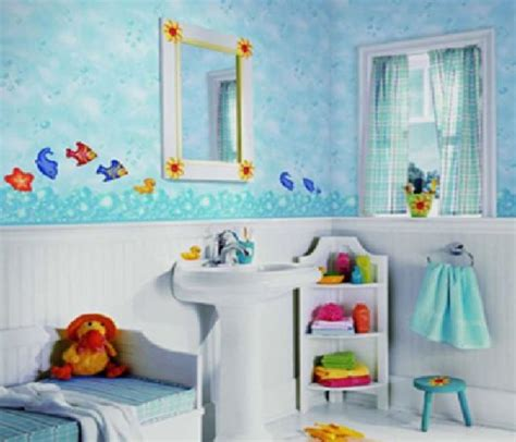 ideas for kids bathroom kids bathroom decorating ideas