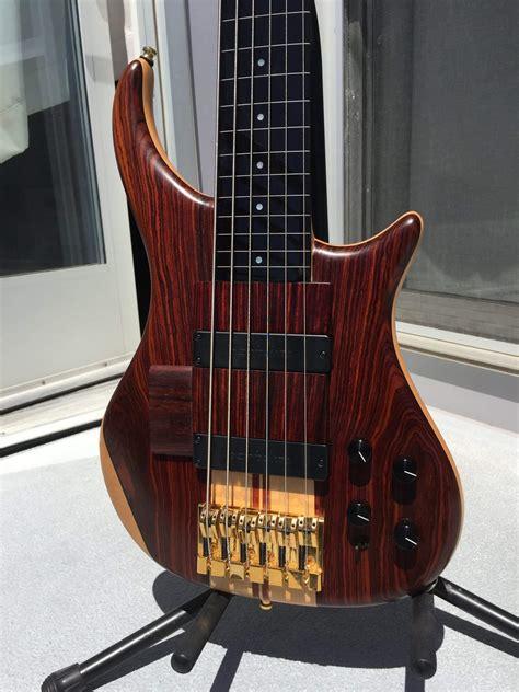 String For Sale - for sale pedulla fretless thunderbuzz 6 string bass
