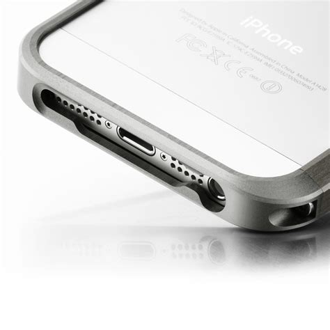 Crossline Alum Bumper Iphone 5 Sale moat aluminium bumper iphone 5 5s cement gray esoterism touch of modern