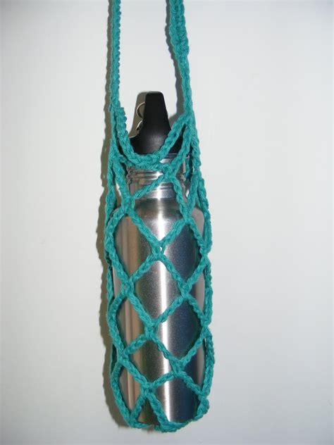crochet pattern bottle holder lyric haven crochet water bottle holder