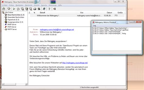 email wika mahogany email client wikiwand