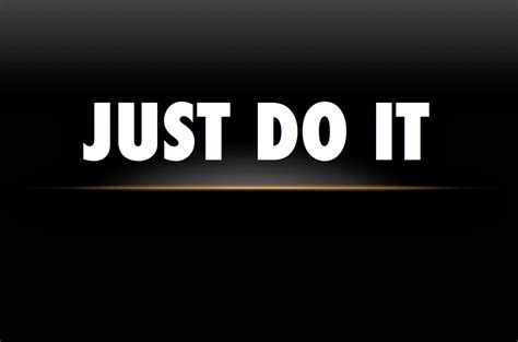 I Just It by Nike Just Do It Quotes Quotesgram