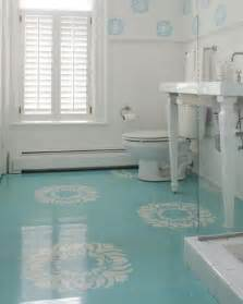Paint For Floor by Patterned Floors Painted Amp Stencilled To Perfection