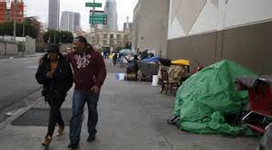 13k public aid recipients become homeless in la county every month