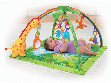Fisher Price Baby Floor Mat by Fisher Price Rainforest Melodies And Lights Deluxe