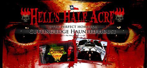 cutting edge haunted house haunted house in dallas texas cutting edge