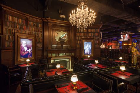 newspaper themed bar grab a drink at these 9 horror themed bars from around the