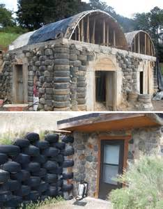 tire homes 10 surprising reclaimed recycled building materials