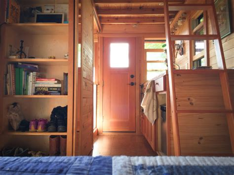 tiny house inside legalizing the tiny house sightline institute