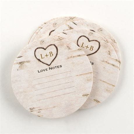 Wedding Advice Coasters by Birch Tree Carvings Advice Coaster Invitations By