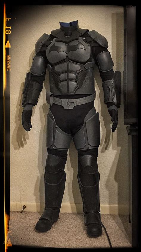 Handmade Costumes For Sale - batman arkham origins costume i plan on