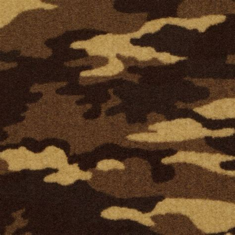 Camo Carpet Tiles by Trafficmaster Profession Iv Color Brown Camo 12 Ft