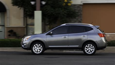 silver nissan rogue 2012 2012 nissan rogue sv new car reviews grassroots motorsports