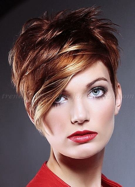 quick hairstyles bangs trendy short haircuts for 2016