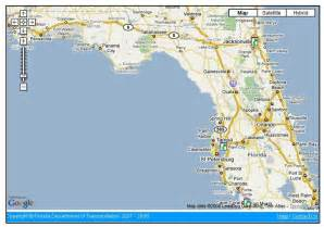 Google Map Florida by Map Of Florida Google You Can See A Map Of Many Places