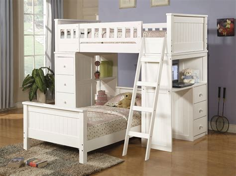 Bunk Bed With Desk And Dresser Loft Beds With Desk And Dresser Bestdressers 2017