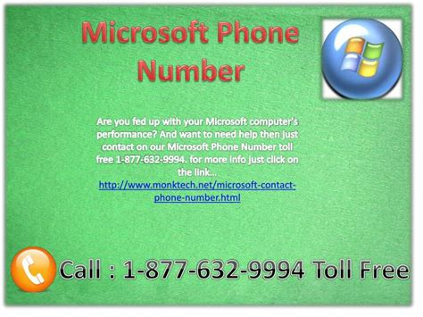 ppt microsoft phone number 1 877 632 9994 toll free