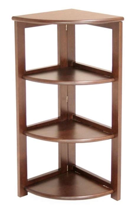 cool corner bookcase design solid hardwood furniture with