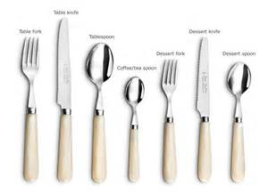Different Types Of Kitchen Knives And Their Uses Flatware Sets Various Styles And Materials