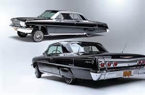 1962 chevrolet impala black