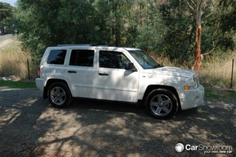 2009 jeep patriot reviews review 2009 jeep patriot car review