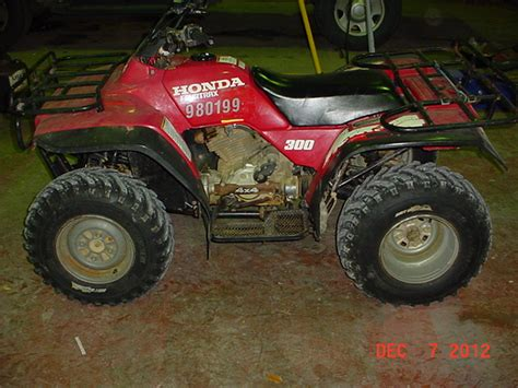 honda fourtrax 300 4x4 parts 302 found