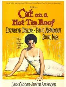 tin roof 2 trivia cat on a tin roof 1958 cast and crew trivia quotes