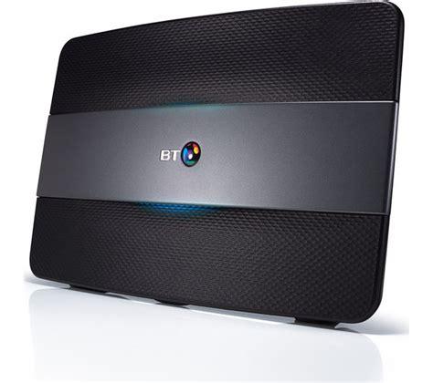bt infiniti bt smart hub wireless cable fibre router ac 2600 dual