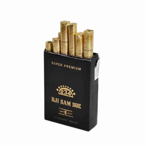 Dji Sam Soe Gold dji sam soe premium cigarettes clovecigs