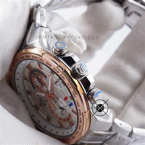 Jam Tangan Pria Ripcurl 560 Silver harga sarap jam tangan edifice efr 550d 7av silver gold