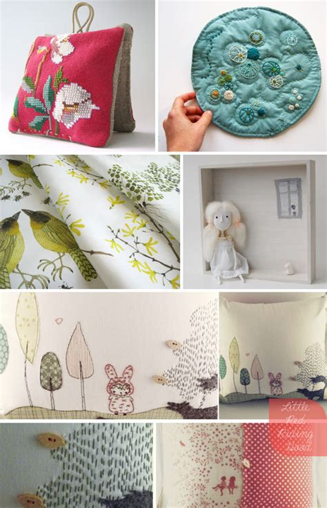 The Handmade Home - ib flickr picks treats for the home imaginative bloom
