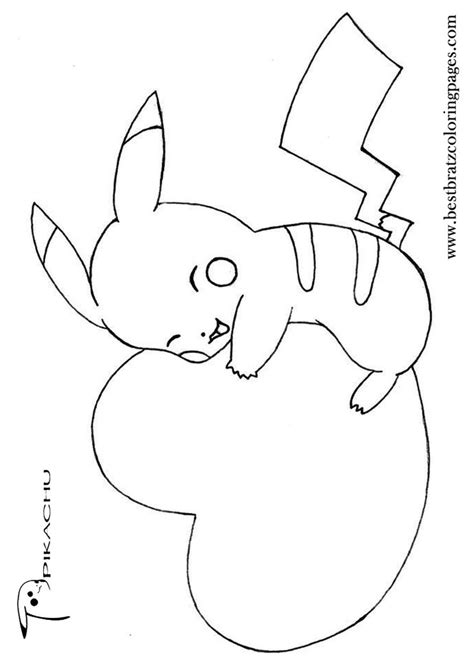 pokemon valentine coloring pages free printable pikachu coloring pages for kids coloring