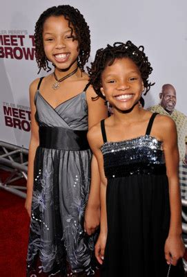 chloe and halle bailey movies pictures photos from meet the browns 2008 imdb