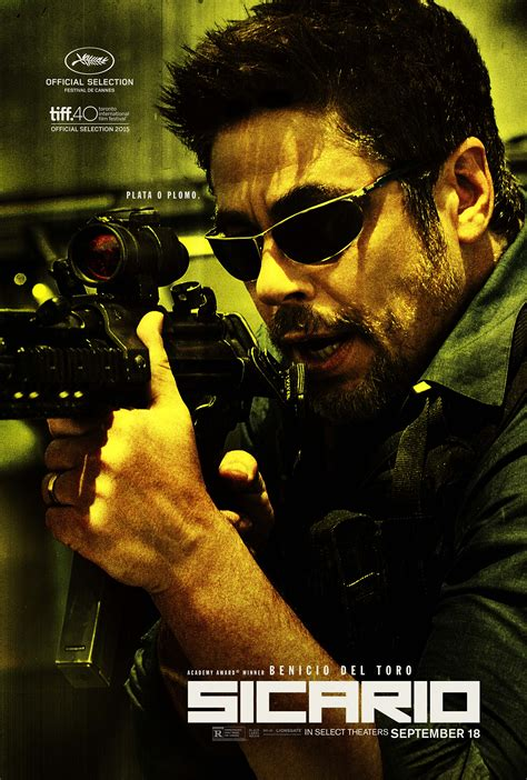 film it benicio del toro talks sicario roger deakins and more