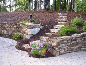 Design For Diy Retaining Wall Ideas Retaining Wall Designs Ideas Retaining Wall Landscaping Ideas Retaining Walls Hillside