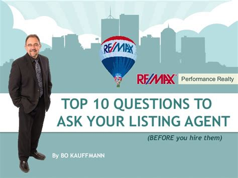 Questions To Ask A Realtor Before Buying A House Top 10 Questions To Ask A Real
