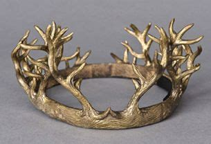 Winning Couronne Of Thrones by Crown Of King Renly Hbo Tv Got Couronnes Bijoux Et Tiare