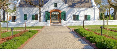 Traditional House La Motte Wine Estates Franschhoek Wines Restaurant Museum