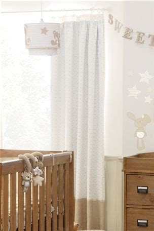 nursery curtains next 268 best images about teddy cottage on