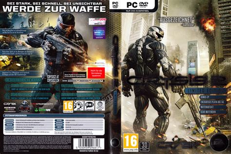 Cover A by Crysis 2 Pc Cover German German Dvd Covers