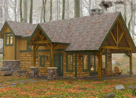 Timber Frame House Plans two story craftsman amp colonial timber frame house plans woodhouse
